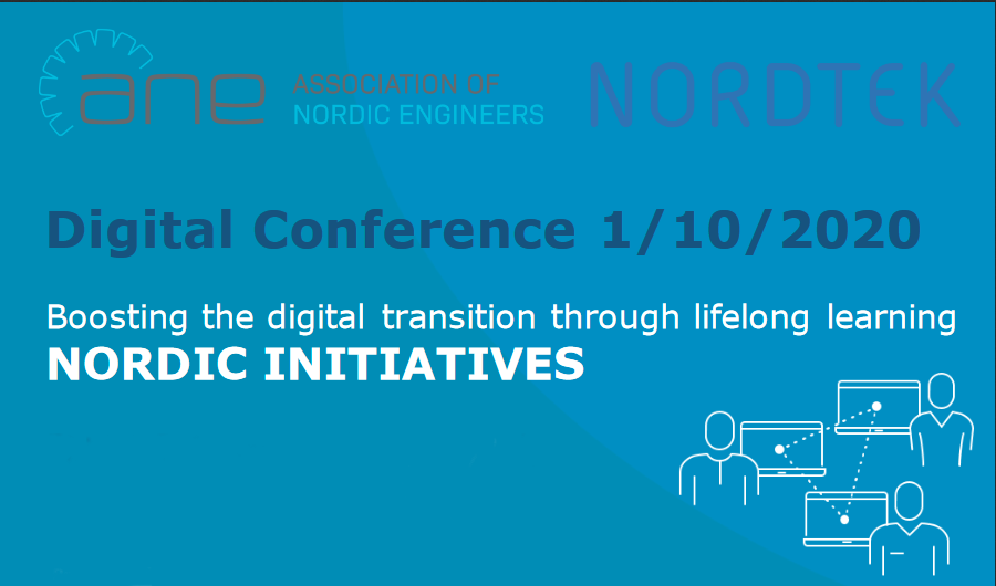Dansk IT supports the Nordic conference: Boosting the digital transition through lifelong learning