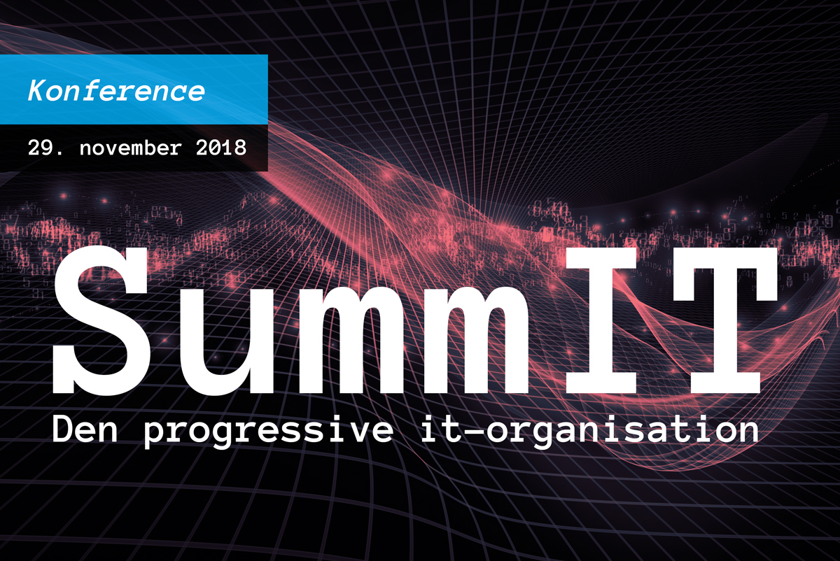 Ny stor konference for progressive it-organisationer: Deltag på SummIT