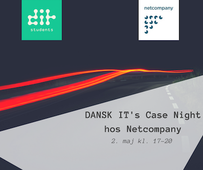 Case night DIT Netcompany